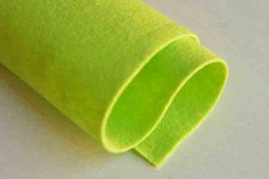 Wool Felt Chartreuse