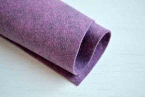 Wool Felt Hydrangea