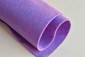 Wool Felt Lavender
