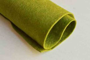 Wool Felt Moss