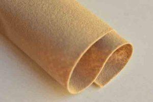Wool Felt Vanilla Latte